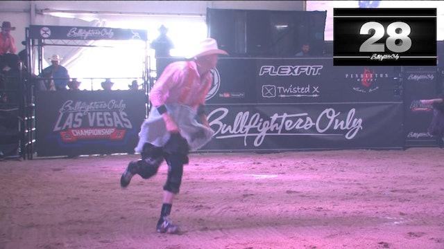 Daryl Thiessen - 2016 BFO Vegas Preliminary RD