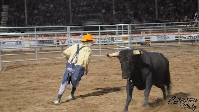 Justin Josey - Winning Bullfight - Ve...