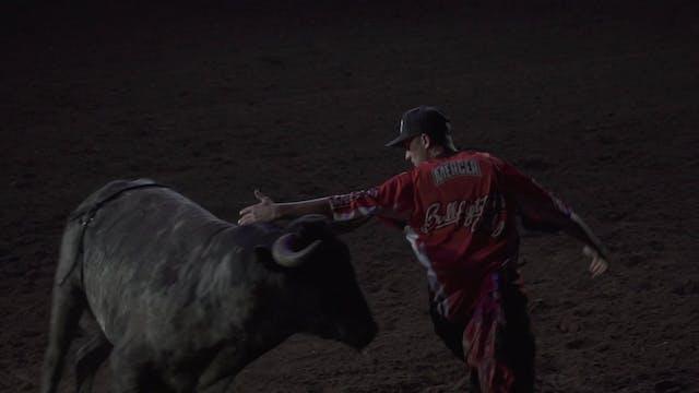 One HOT Bullfight 2019 - Aaron Mercer...