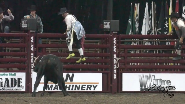 2016 BFO Sioux Falls - Ross Hill - Round 1