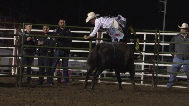 2019 Rodeo Salinas - Ross Hill Slo-mo (Day 1)