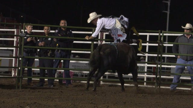 2019 Rodeo Salinas - Ross Hill Slo-mo...