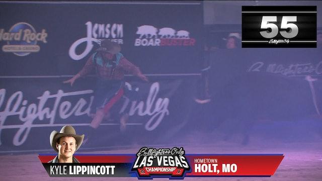 Kyle Lippincott - 2016 BFO Vegas Preliminary RD