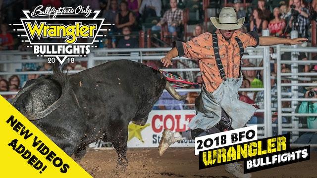 2018 Wrangler Bullfight Tour