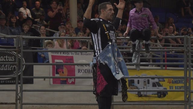 2019 Rodeo Scottsdale - Zach Flatt Slomo