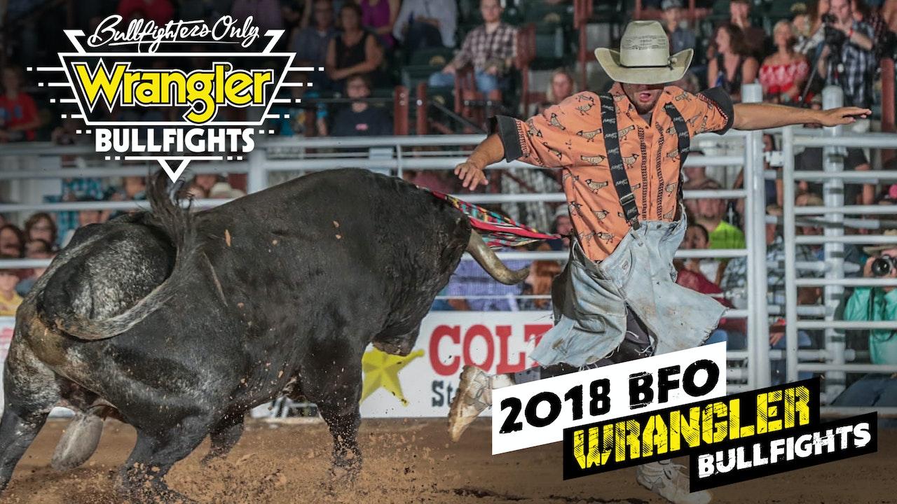 UPDATED 11/11 - 2018 Wrangler Bullfight Tour