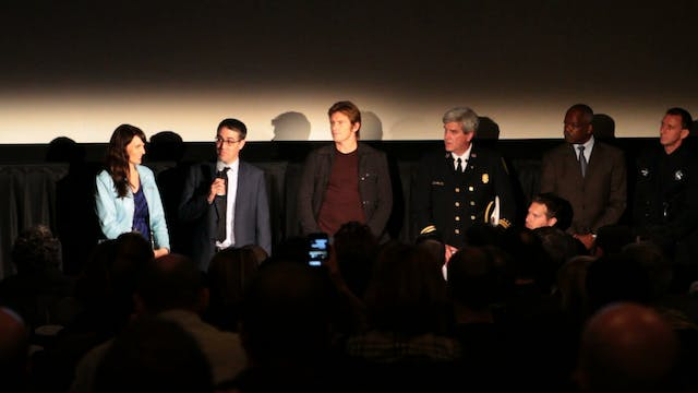 EXTRA: Tribeca World Premiere