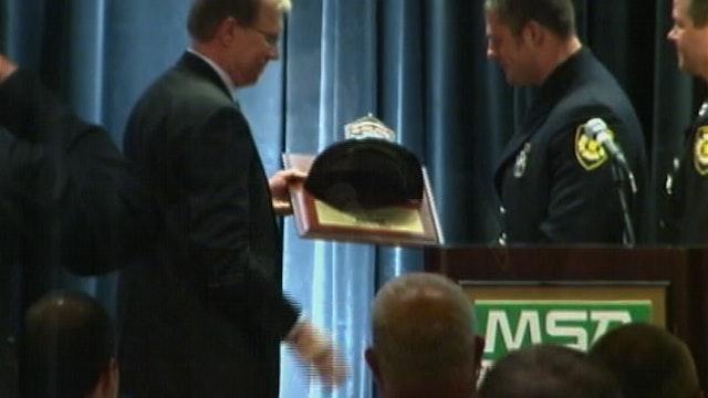 EXTRA: MSA Fireslayer Award