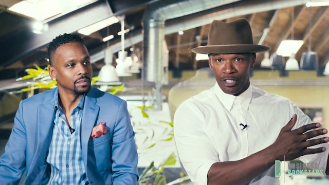 Off-Air: Jamie Foxx Says It's the Best Time to Be an Entrepreneur