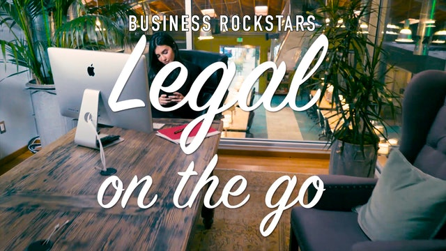 Business Rockstars Legal on the go