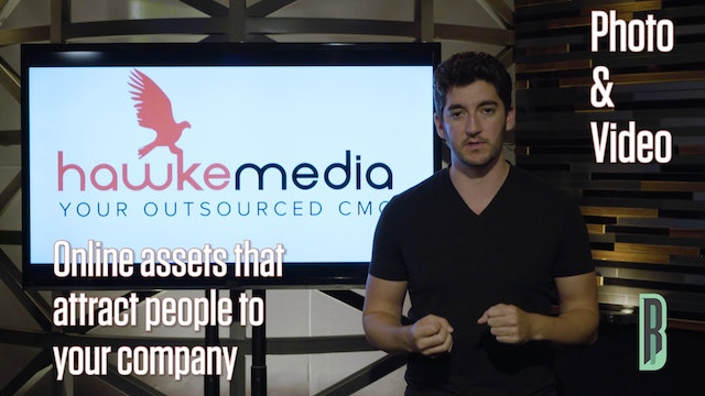 Marketing with Erik Huberman: Importance of Photo and Video