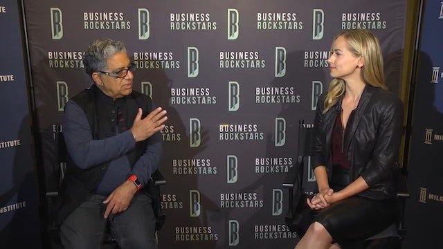 Insights: Dr. Deepak Chopra - Good Luck = Opportunity + Preparedness