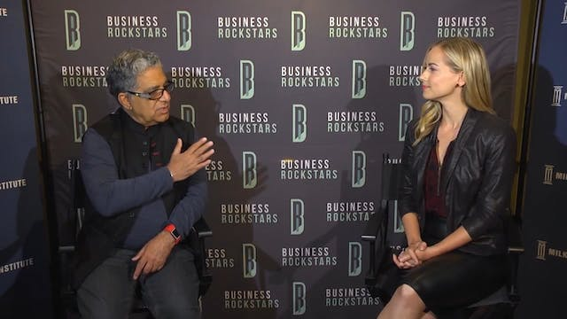 Insights: Dr. Deepak Chopra - Good Lu...