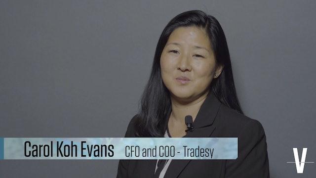 CFO Money Talks: Carol Koh Evans