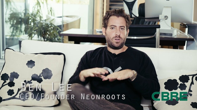 #Officeland: NeonRoots