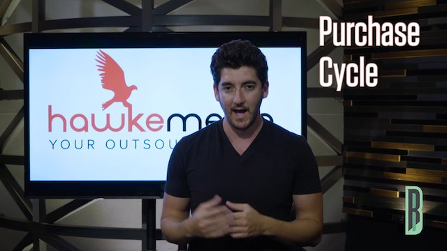 Marketing with Erik Huberman: The Purchase Cycle