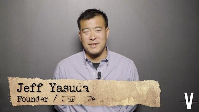 Founder Logic: Jeff Yasuda