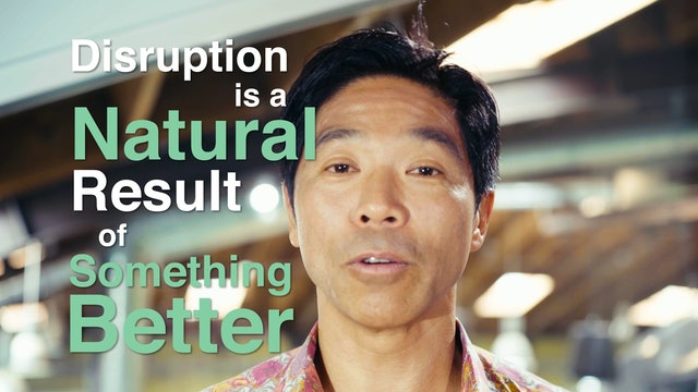 BizTips: Brian Liu - Don't Disrupt, Create