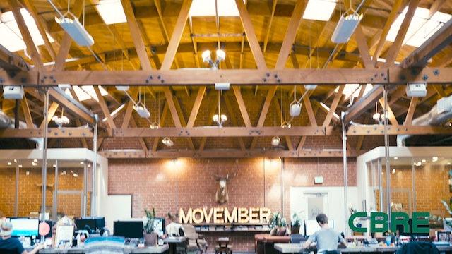 #Officeland: Movember