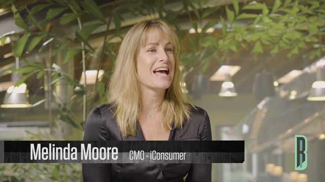 CMO Sell It: Melinda Moore - iConsumer