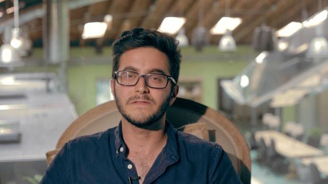Off-Air: Shaq Zabihian