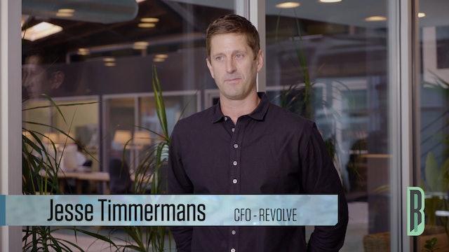 CFO Money Talks: Jesse Timmermans - REVOLVE CFO Talks Customer Retention