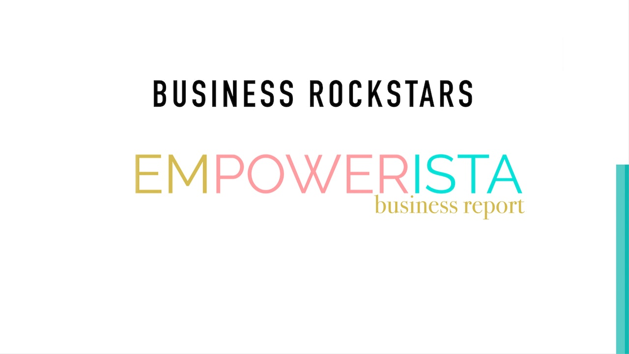 Business Rockstars Empowerista