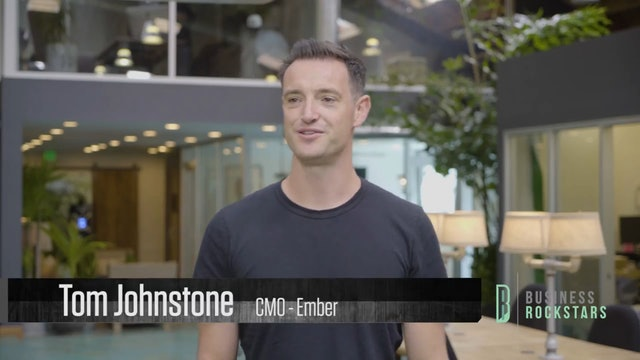 CMO Sell It: Tom Johnstone - Marketing An Innovative Product
