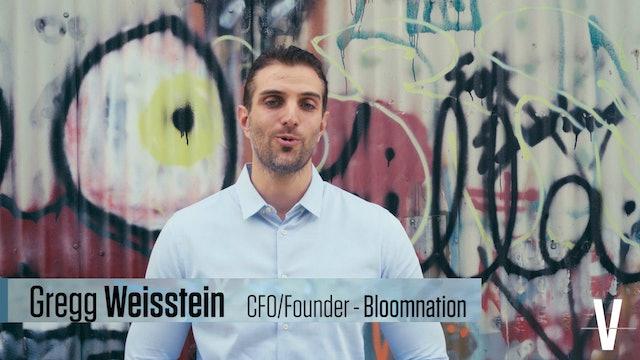 CFO Money Talks: Gregg Weisstein - Bloomnation CFO