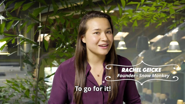 Female Founders: Rachel Geicke, Instagram