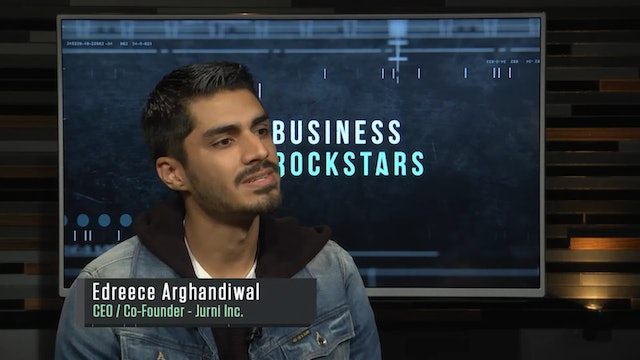 Insights: Edreece Arghandiwal - The Misonception of Entrepreneurship