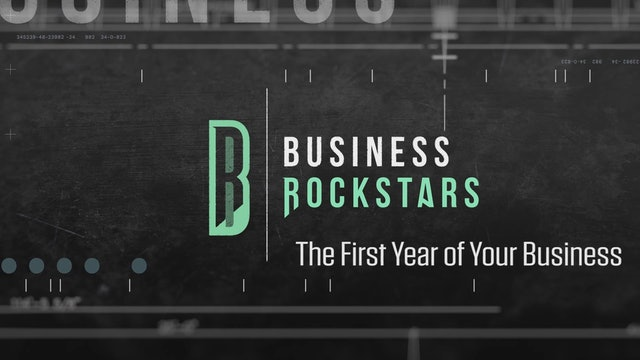 Insights: Farbod Shoraka - The First Year of Your Business