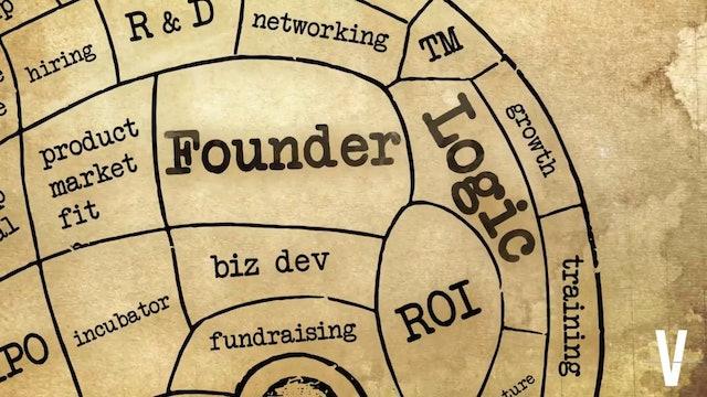 Founder Logic: Eden Sassoon - Define Your Business Intention