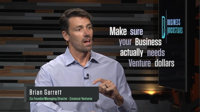Insights: Brian Garrett - Does My Business Need Venture Capital?