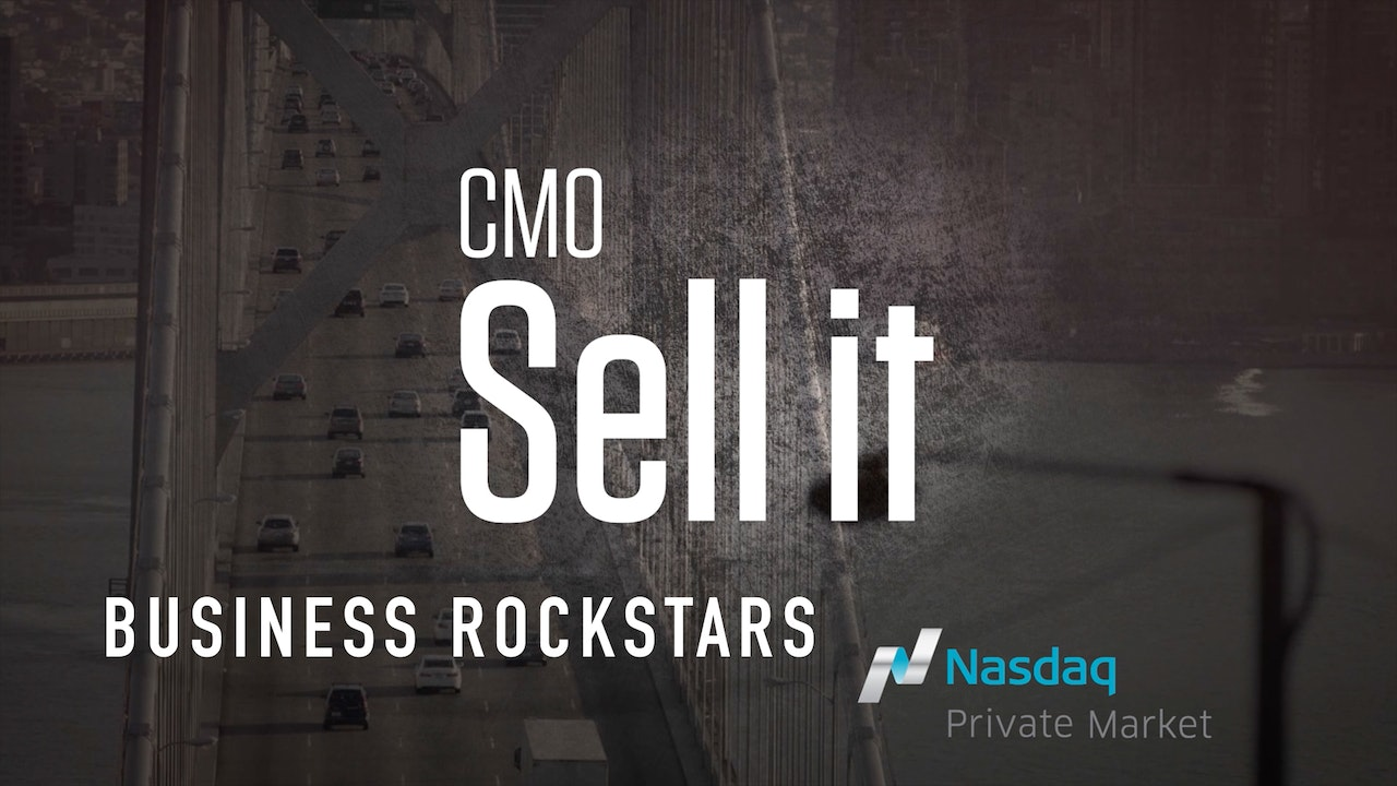 Business Rockstars CMO Sell It