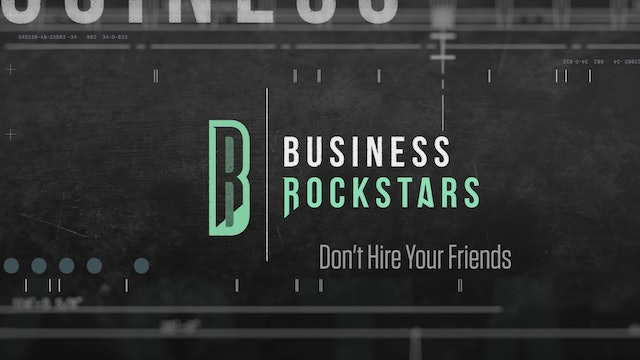 Insights: Fred Joyal - Don't Hire Your Friends