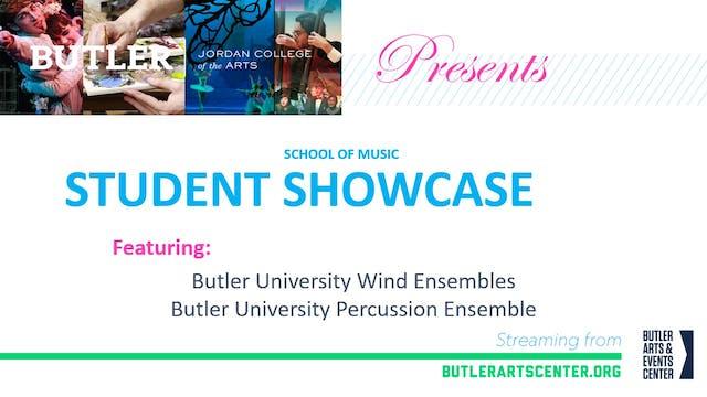 Wind Ensemble and Percussion Ensemble