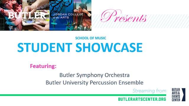 Butler Symphony Orchestra & Butler Pe...