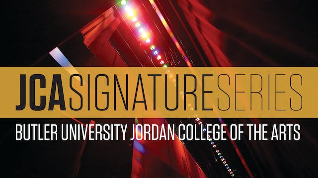 Jordan College of the Arts Signature Series