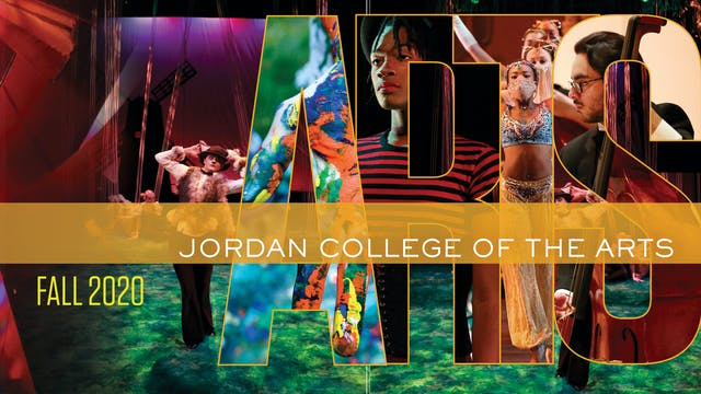 Jordan College of the Arts Fall 2020