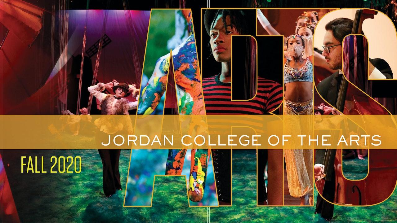 Jordan College of the Arts Fall 2020