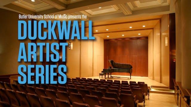 Duckwall Artist Series: Dana Zenobi, ...