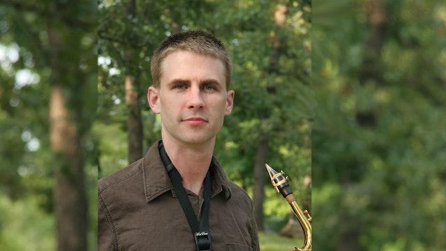 Matt Pivec, jazz saxophone