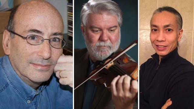 Davis Brooks, violin/viola