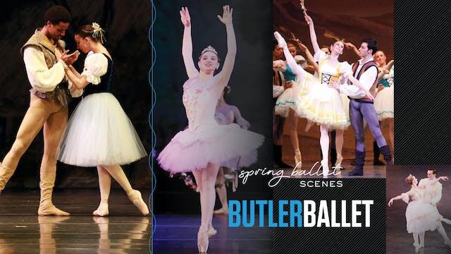 Butler Ballet presents, Spring Ballet