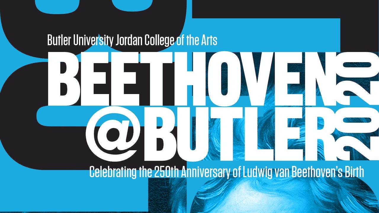 Beethoven @ Butler 2020