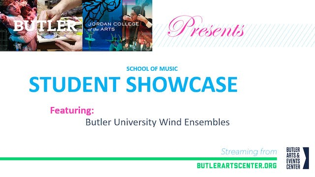 Music at Butler Presents: The Butler ...