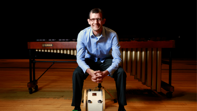 Jon Crabiel, percussion