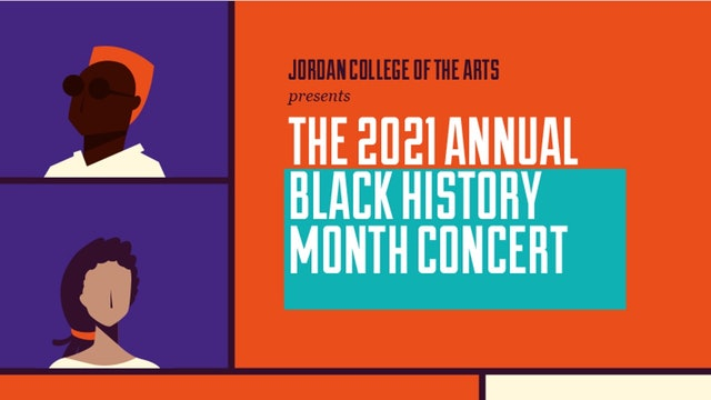 Music at Butler presents: Black History Month Concert