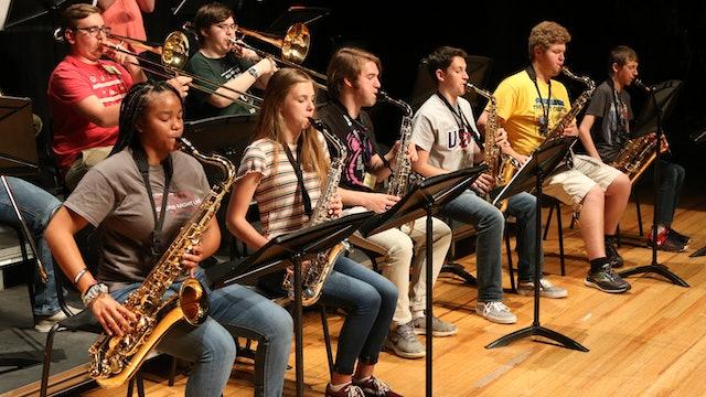 Butler Community Arts School: Jazz Camp